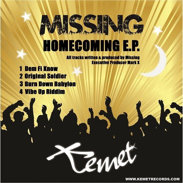 Homecoming EP