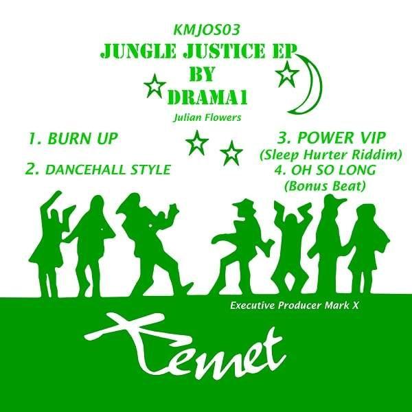 Jungle Justice EP