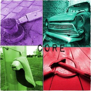 Aeon Four Core EP