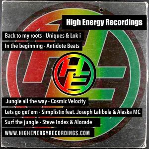 High Energy Recordings HER 004