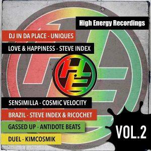 High Energy Recordings Vol 2