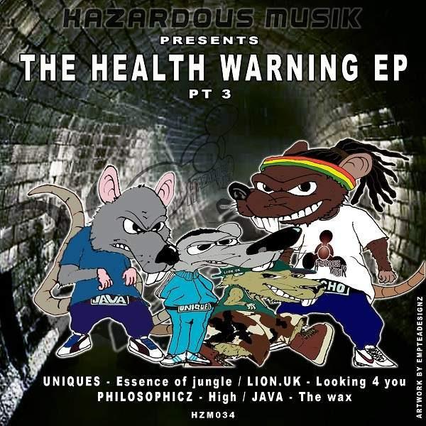 Hazardous Musik 034