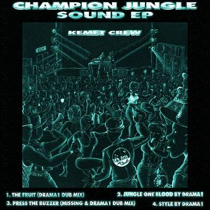 Champion Jungle Sound EP