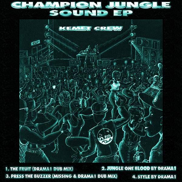 Champion Jungle Sound EP