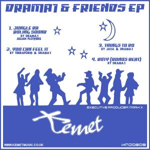 Various - Drama1 and Friends EP