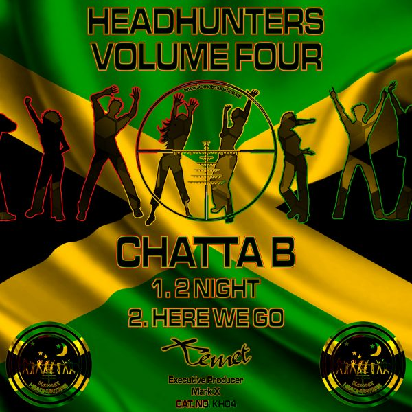 Kemet Headhunters - Volume Four - KH04